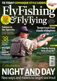 Fly Fishing & FlyTying Aug 2012